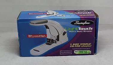 SWI90010 - Swingline LightTouch Heavy-Duty Stapler