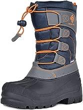 boots boys snow