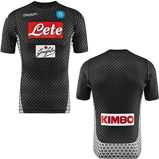 Camiseta Karbon Replica SSC Napoli 2017y 2018