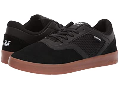 Supra Saint (Black/Gum) Men