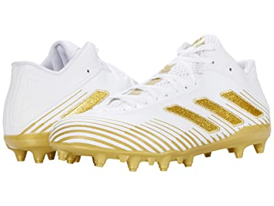 adidas Freak Ghost 20 (Footwear White/Gold Metallic/Footwear White) Men