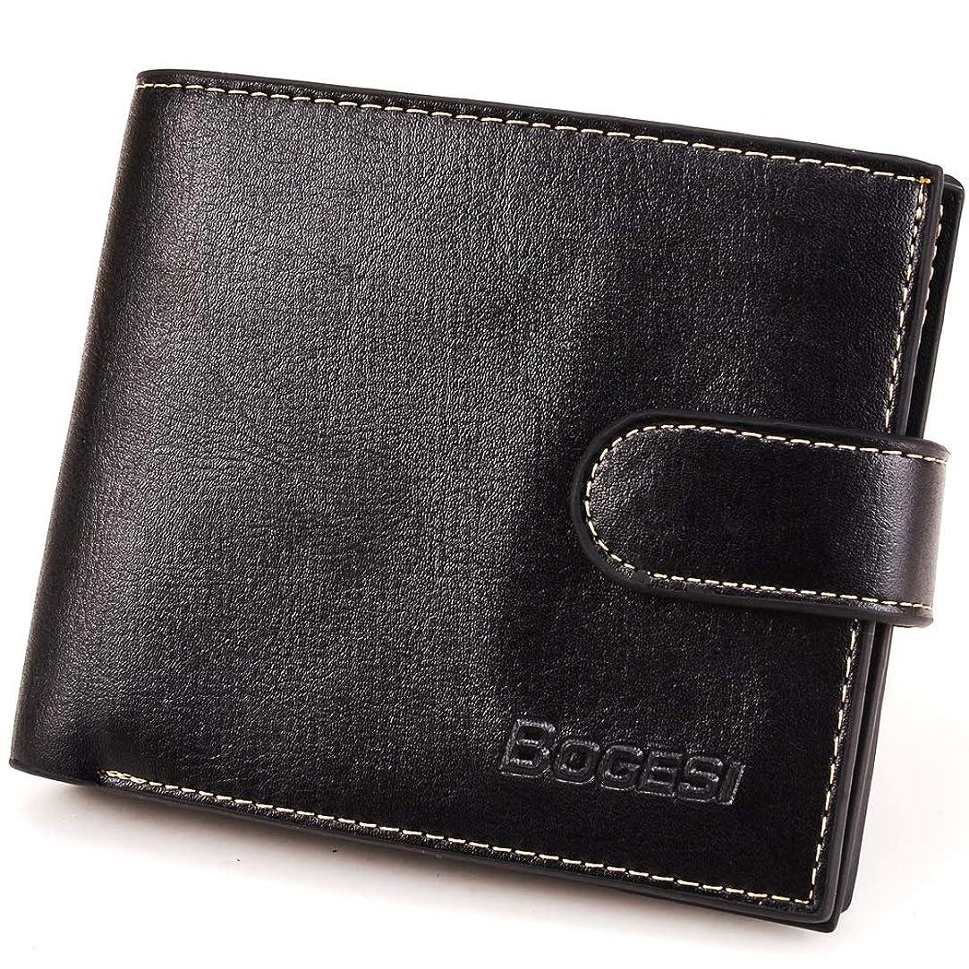 アセンブリ壁紙甲虫MUMUWU 財布 二つ折り財布 小銭入れ付き メンズ 隠しポケット付き