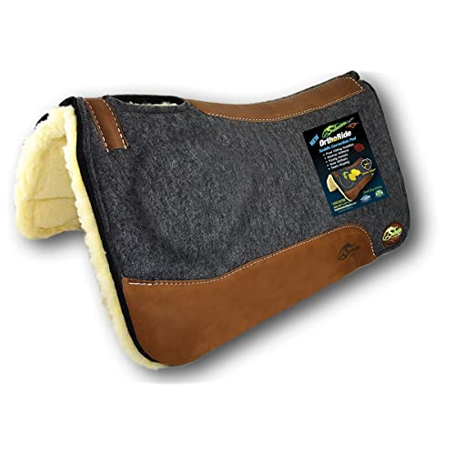 High Wither Saddle Pad: Amazon com