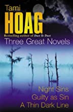 Three Great Novels : Guilty As Sin', 'Night Sins', ' A Thin Dark Line