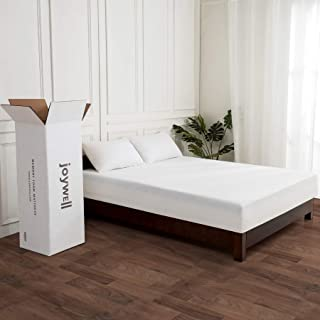 Joywell Memory Foam Sleep Mattress- Breathable Bouncy and Supportive Best Buy Matresses (Full,