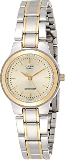 Casio Casual Analog Display Quartz Watch For Women LTP-1131G-9A