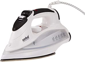 Sanford Stainless Steel Iron, Sf47Si-Bs,White