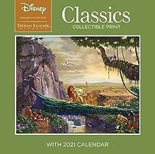 Disney Dreams Collection by Thomas Kinkade Studios: Collectible Print with 2021