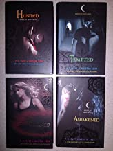A House of Night Novel Series: Books 5, 6, 7, 8: Hunted, Tempted, Burned, Awakened