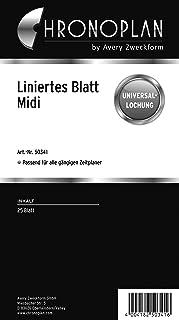 Succes Junior Notizpapier Kariert Creme 100 Blatt A7 Planer Einlage XJ5C Notizen
