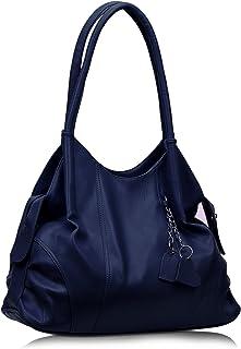 Aisna Women's Handbag (Blue)