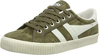 Gola Women's Tennis Mark Cox Suede Trainers