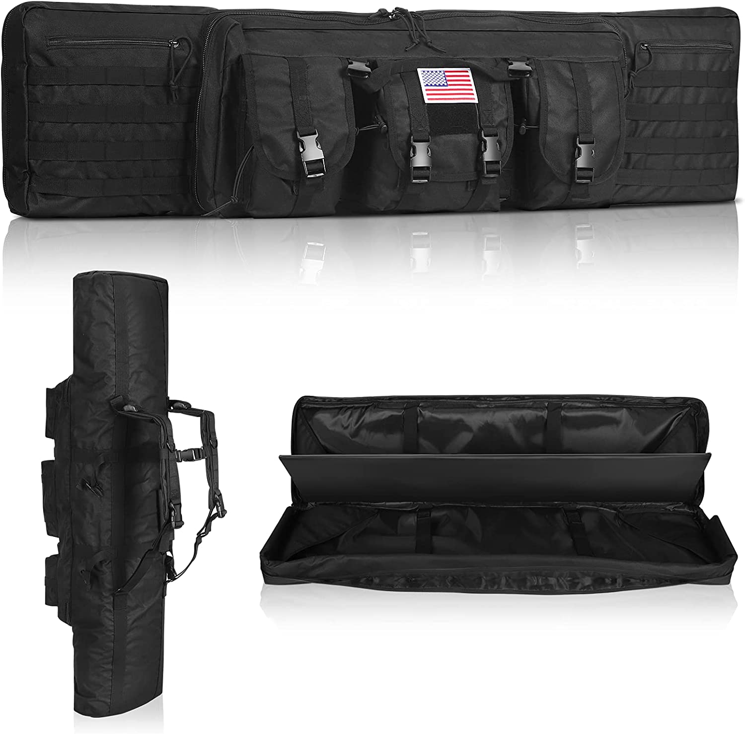 Loncaka Soft Rifle Case Tactical SALENEW very popular Ourdoor Classic Double Max 69% OFF