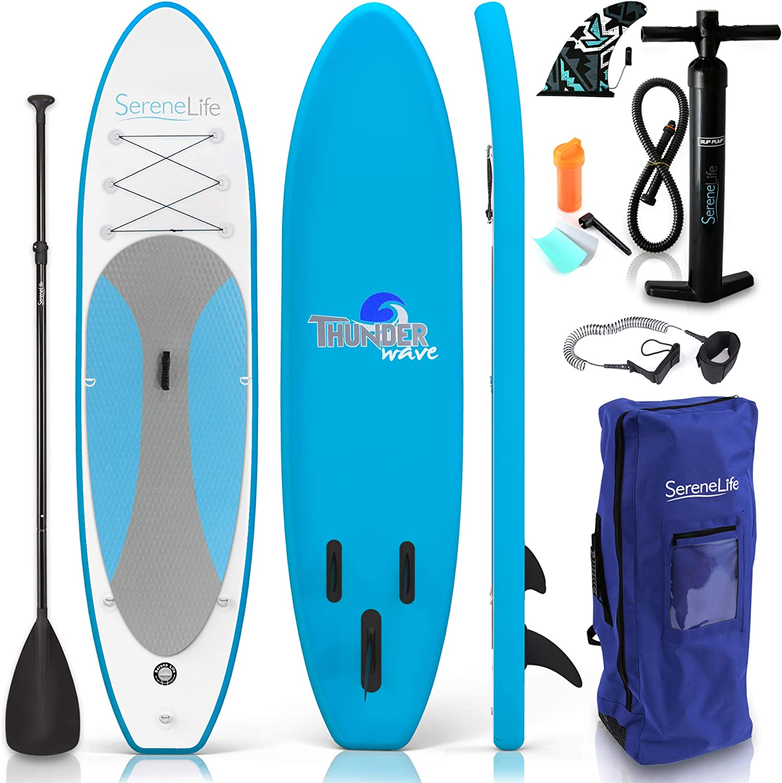 serenelife thunder wave paddle board