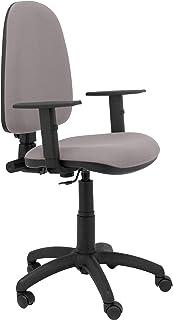 PIQUERAS Y CRESPO 04cpbali40b24–Chaise de Bureau, Couleur Gris
