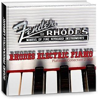 Rhodes Electric Piano - Large unique 24bit WAVE/KONTAKT Mult