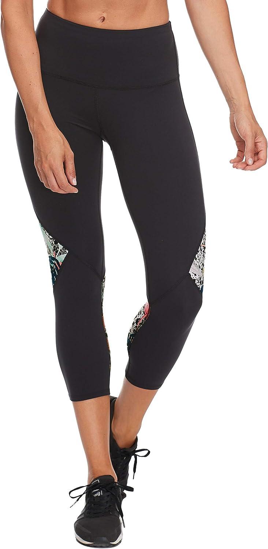 Body Glove Women's Libra Perfomance Fit Activewear Capri Pant