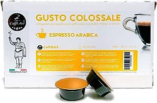 100 CAPSULE CAFFÈ ARÈ MISCELA ARABICA COMPATIBILI LAVAZZA