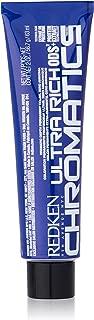 Redken Chromatics Ultra Rich Hair Color for Unisex, 7GI (7.32)/Gold/Iridescent, 2 Ounce