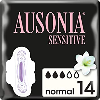 Ausonia Sensitive Normal Compresas  - 14