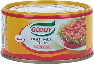 Goody Light Meat Tuna With Chili - 185gm