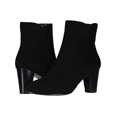 David Tate Alexa (Black Suede) Women