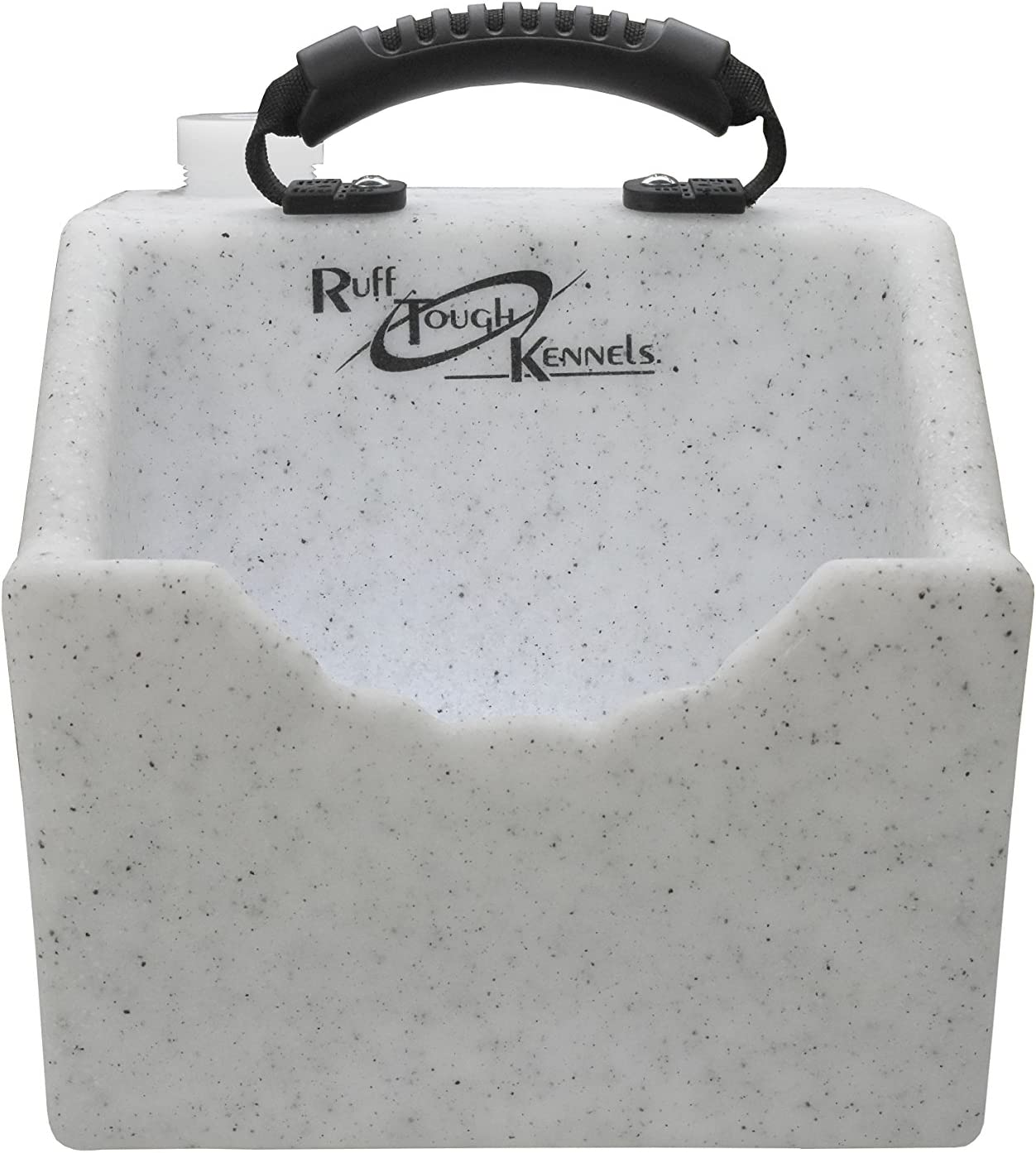 Ruff Tough Kennels Dog Water Sale special price Choice Dish use Easy Portable to Wa Bowl