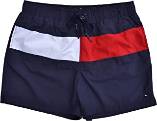 Tommy Hilfiger Flag Trunk Swimming Shorts Blue