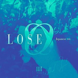 [Single] WONHO – LOSE (Japanese ver.) [FLAC 24bit + MP3 320 / WEB]