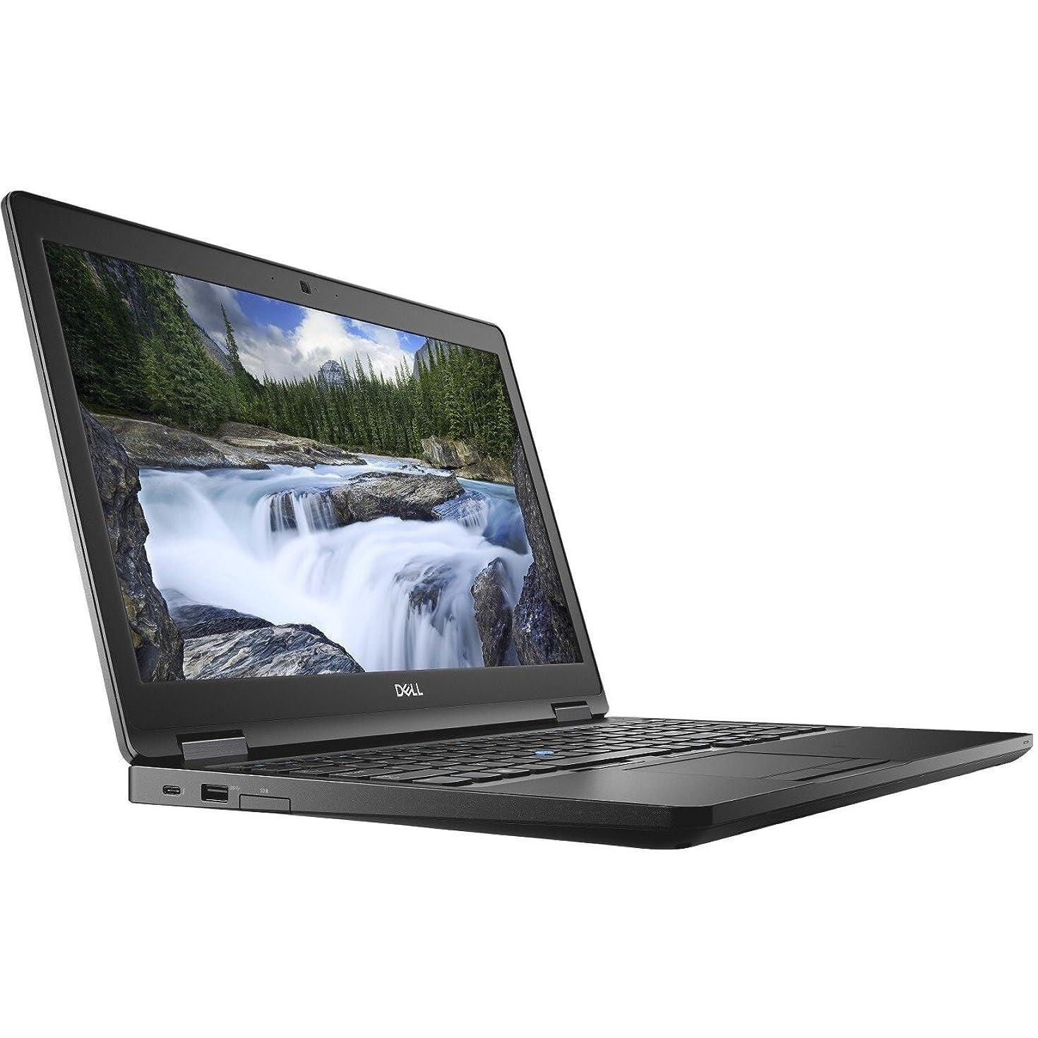 Dell 4KM6X Latitude 5490 Notebook with Intel i5-8350U, 8GB 256GB SSD, 14