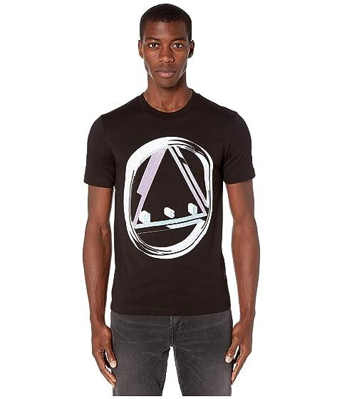McQ New Wave Logo T-Shirt