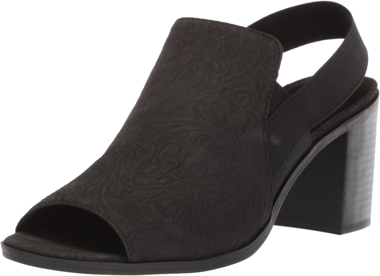 Easy Street damen 39;s Jetson Heeled Sandal, schwarz Floral Tool, 8.5 M US