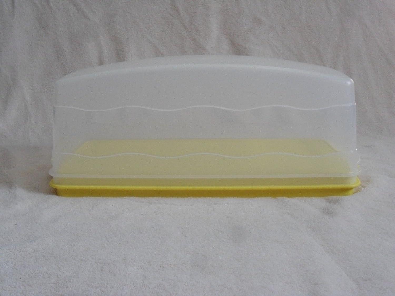 Tupperware(c) Junge Welle, Kastenkuchenbehälter B001BUAAMQ