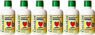 Child Life Essentials - Liquid Calcium/Magnesium 16 fl oz (Pack of 6)