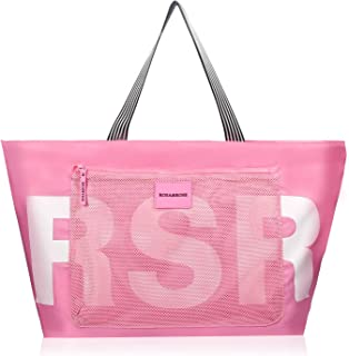 Fashion Water Resistant Totes Bag Large Shoulder Bag for Women&Men Sports Gym Travel Weekender Duffel Bag Daily Bags