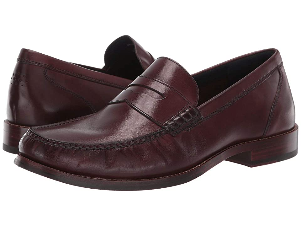 Cole Haan Pinch Grand Casual Penny Loafer (Mahogany) Men