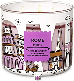 Bath Body Works Rome Pizzeria 3-Wick Scented Candle Home Fragrance 14.5 oz New