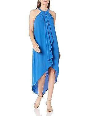 BCBGMAXAZRIA Vestido Georgette para mujer