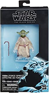 "The Black Series 6"" Action Figure YODA Force Spirit"