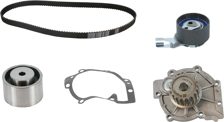 ContiTech CK319LK1 svart serie Timing Belt Belt Belt Kit  fabriksbutik
