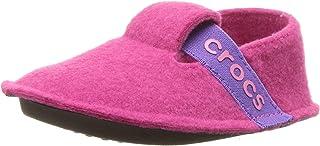 Crocs Classic Slipper, Chaussons Montants Mixte Enfant