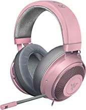 Razer Kraken Gaming Headset 2019 (Renewed) Quartz Pink Headset