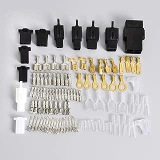 Nicecnc Universal Motorcycle Electrical Wiring Harness Repair Kit Loom Plugs Bullets Connectors Replace Yamaha XT125 XT350 XT500 XT600 XT660,XS650 750 1100