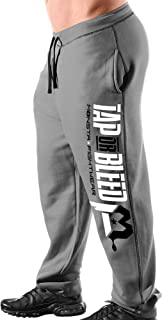 TAP OR Bleed Sweatpants Grey-283 Charcoal