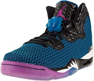 Nike Men's Dual Fusion Run 2 MSL Shoes, Black/Dark Gray, 8