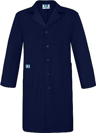 Adar Universal Mens 39 Labcoat with Inner Pockets