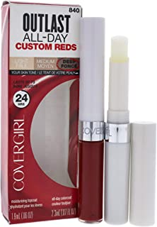 CoverGirl Outlast All-Day Custom Reds Lipcolor - 840 Signature Scarlet
