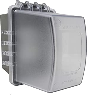 locking weatherproof outlet cover