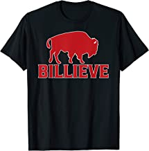 Billieve - Bills Mafia Buffalo Football Fan T-shirt T-Shirt