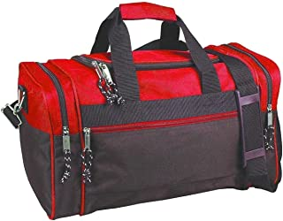 "ProEquip 20"" Blank Duffle Bag Duffel Travel Camping Outdoor Sports Gym Accessories Bag"